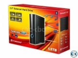 1 TB VSTI with 1.5TB transcend HDD Special Offer