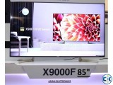 Sony Bravia X9000F 85 Android 4K Smart HDR TV