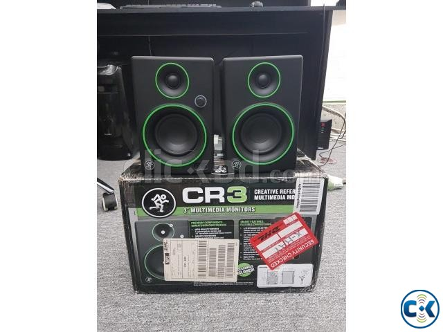 Mackie CR3 3 Multimedia Monitors | ClickBD large image 1