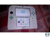 Nintendo 2DS - Moded plus 32 GB