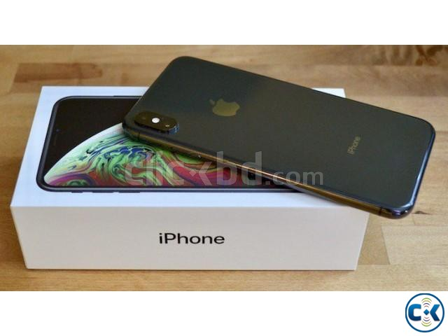 Apple iphone XS Max 64GB 1 Yr Official Parts Service Wnty | ClickBD large image 0