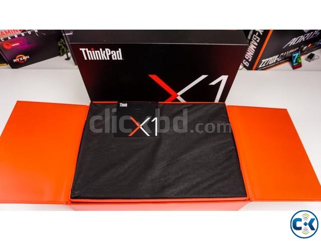 Brand New Thinkpad X1 Yoga 3RD 16 1024GB Intact | ClickBD large image 1