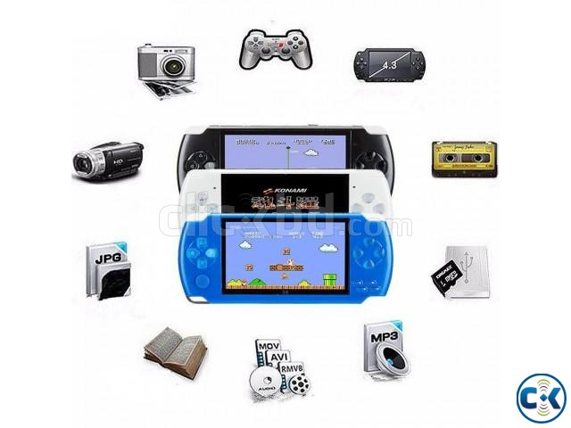 PSP X6 Game Player With 10000 Games 8GB New  | ClickBD large image 3