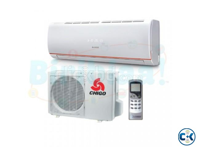 1.5 Ton Chigo air conditioner offer price | ClickBD large image 2