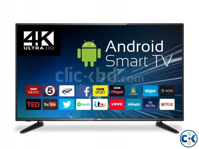 Android 65inch smart VEZIO LED TV 4K offer price | ClickBD large image 0