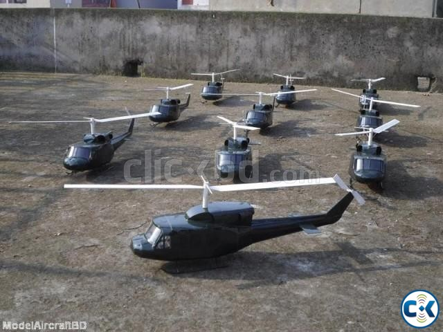 B-212 Helicopter | ClickBD large image 1