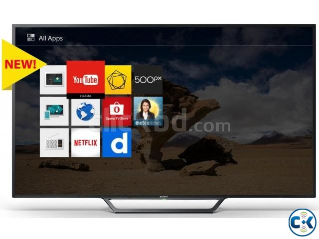 Sony W650D 48 Class Full HD Smart LED TV | ClickBD large image 2