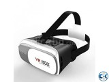 VR BOX 2 Virtual Reality 3D Glasses for Smartphones - White