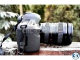 Canon 5D Mark lll With 24-105mm lens