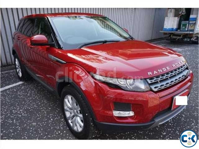 2014 Land Rover RangeRover Evoque For sale | ClickBD large image 0