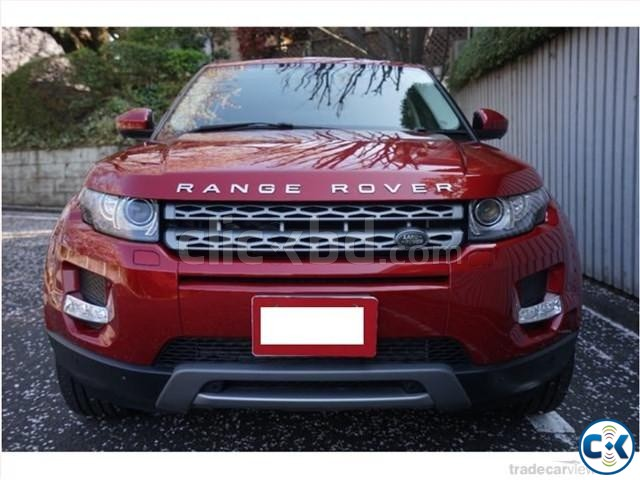 2014 Land Rover RangeRover Evoque For sale | ClickBD large image 2