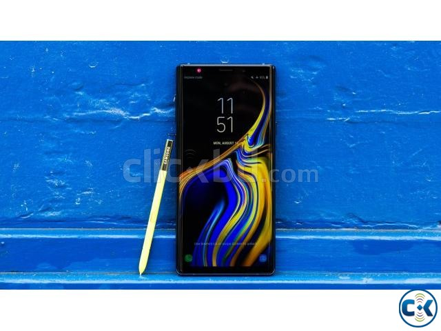 Brand New Samsung Galaxy Note 9 128GB Sealed Pack 3 Yr Wrnty | ClickBD large image 0
