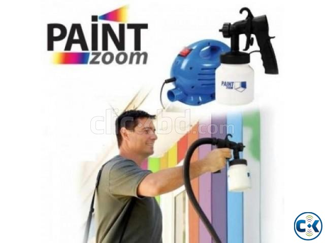 Paint Zoom Sprayer | ClickBD large image 0