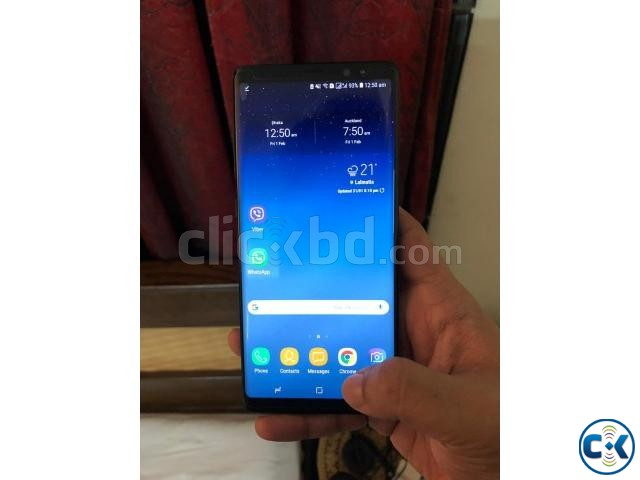 Samsung galaxy note 8 | ClickBD large image 0