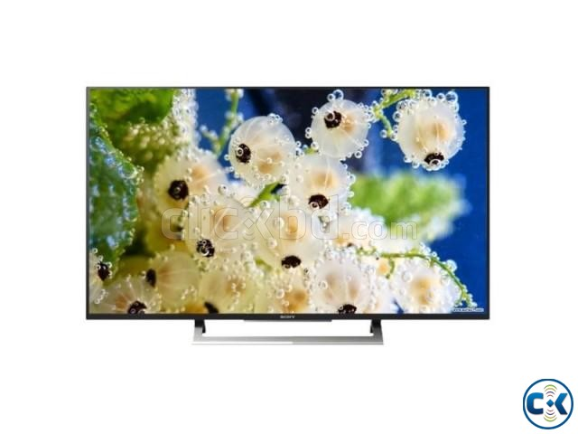 Sony Bravia 55 X8000E HDR LED Smart Android TV | ClickBD large image 0