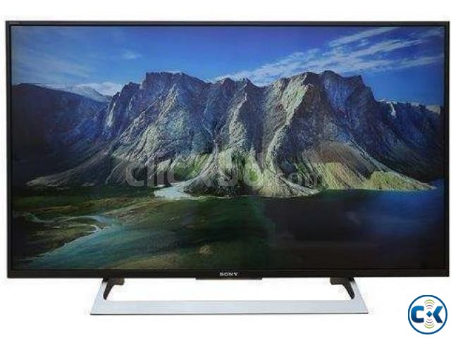 Sony Bravia 55 X8000E HDR LED Smart Android TV | ClickBD large image 1