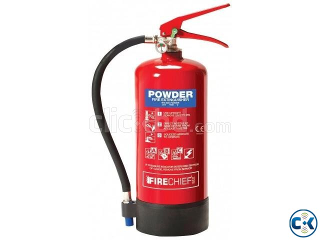 Fire Extinguisher ABC Dry Powder 5 KG | ClickBD large image 3