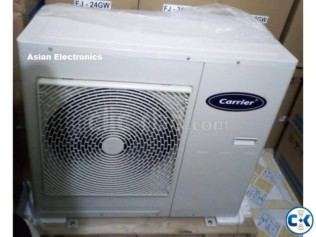 1.5 Ton Carrier AC FS18CM Split With 3 Yrs Service Warranty  | ClickBD large image 0