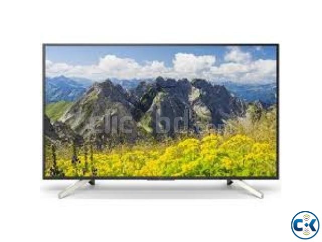 SONY BRAVIA 49X7500F 4K HDR ANDROID TV LOWEST PRICE IN BD | ClickBD large image 0