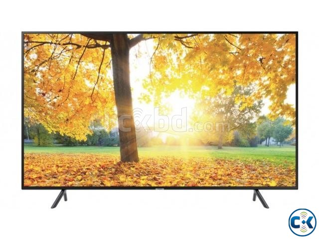 SAMSUNG 65 NU7100 UHD HDR SMART LED TV LOWEST PRICE IN BD | ClickBD large image 0