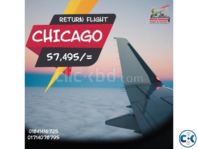 Special Air Ticket Fare  | ClickBD large image 0