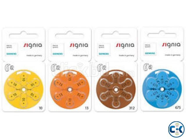 Signia hearing aid battery number Best Brand in Bangladesh | ClickBD large image 0