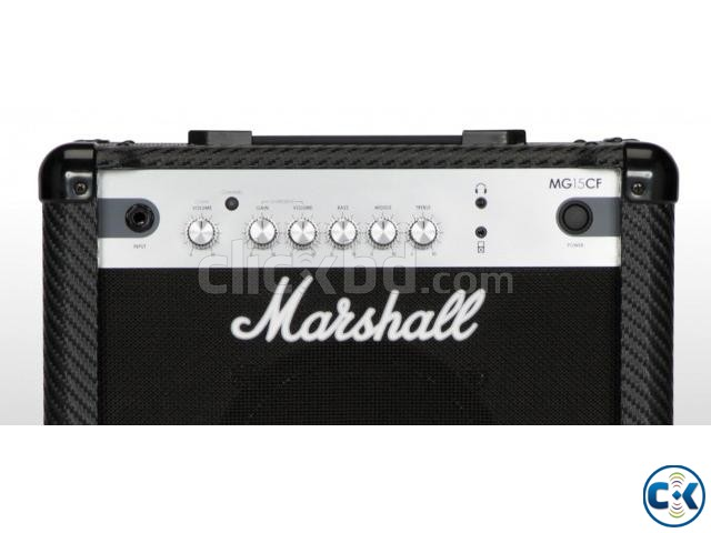 Brand New Marshall-MG15CF Combo Amplifier | ClickBD large image 1