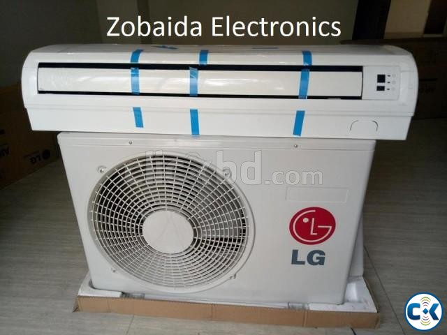 LG S186HC 1.5 Ton Split Type AC Air Conditioner Winter Offer | ClickBD large image 1