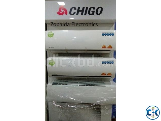 CHIGO 1.5 TON Air Conditioner AC with warranty | ClickBD large image 0