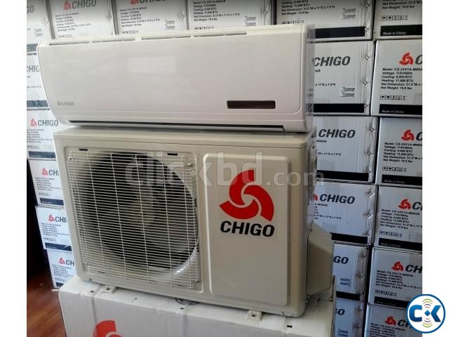 CHIGO 1.5 TON Air Conditioner AC with warranty | ClickBD large image 1