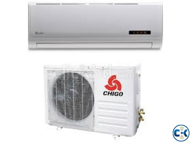 CHIGO 1.5 TON Air Conditioner AC with warranty | ClickBD large image 2