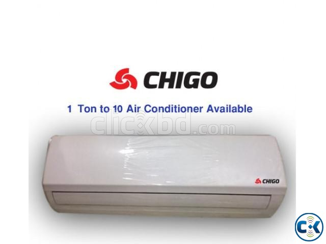 CHIGO 1.5 TON Air Conditioner AC with warranty | ClickBD large image 3