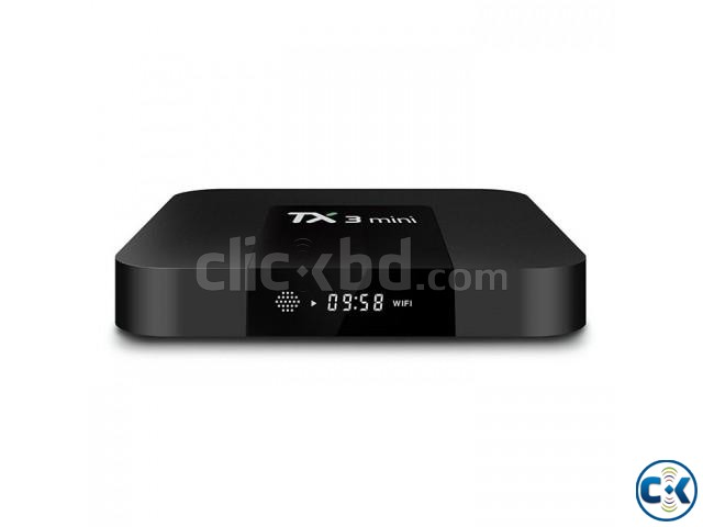 TX3 Mini Android Smart TV Box 2GB RAM Android TV Box BEST | ClickBD large image 0
