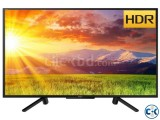 Original Full smart Led Sony Bravia New 43 W660F