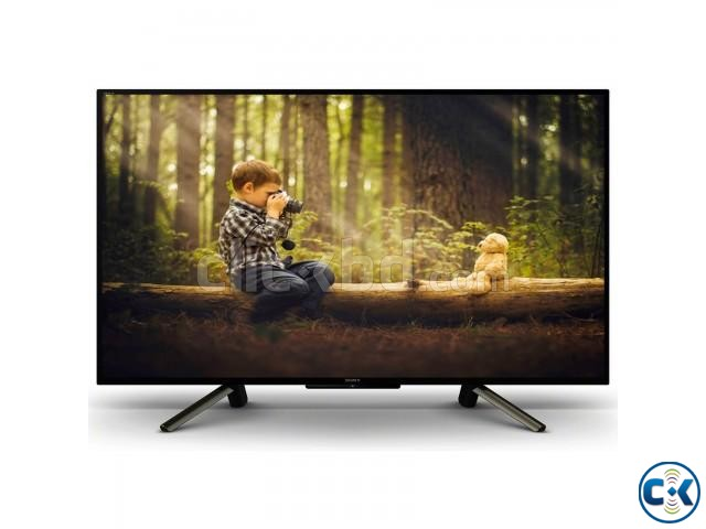 Original Full smart Led Sony Bravia New 43 W660F | ClickBD large image 1
