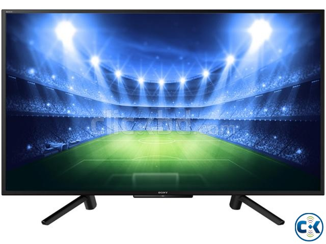 Original Full smart Led Sony Bravia New 43 W660F | ClickBD large image 3