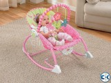 UInfant-To-Toddler Rocker Baby Rocking Chair