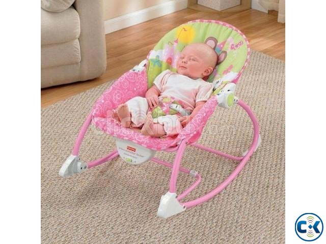 UInfant-To-Toddler Rocker Baby Rocking Chair  | ClickBD large image 3