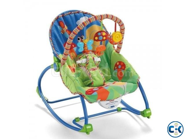 UInfant-To-Toddler Rocker Baby Rocking Chair  | ClickBD large image 4