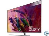 Small image 1 of 5 for 75 samsung Q7F QLED 4K TV premium pic Quality | ClickBD