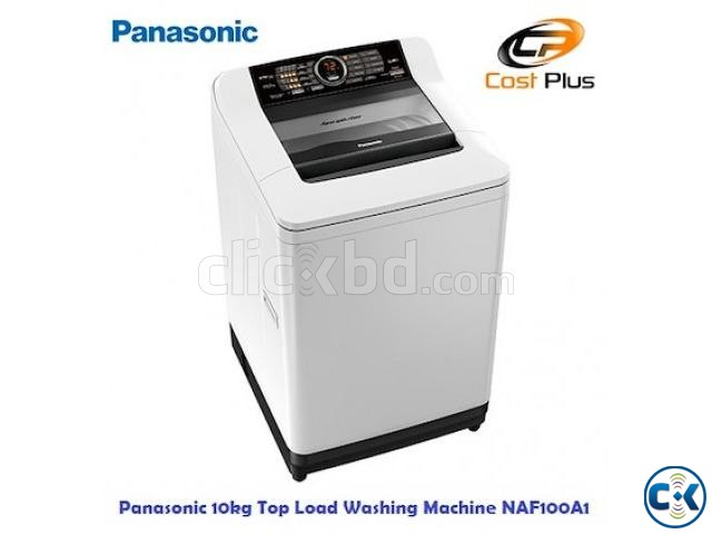PANASONIC NAF100A1 WASHING MACHINE PRICE BD | ClickBD large image 2