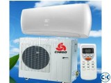 Air Conditioner Chigo 1.5 Ton AC Led Display Full 18000 BTU