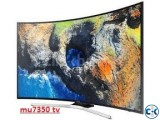 55 Inch Samsung MU7350 Curved UHD 4K TV 7 SeriesTelevision