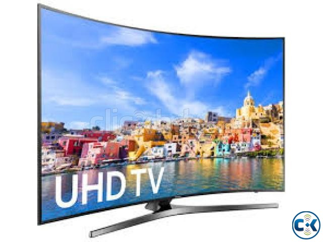 55 Inch Samsung MU7350 Curved UHD 4K TV 7 SeriesTelevision | ClickBD large image 1