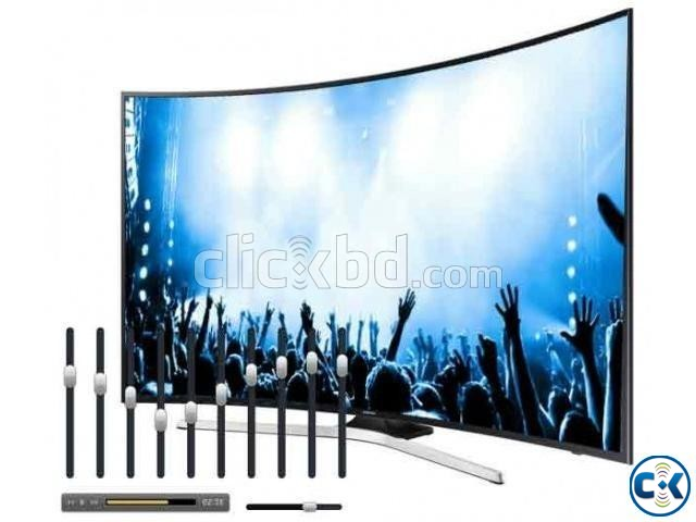 55 Inch Samsung MU7350 Curved UHD 4K TV 7 SeriesTelevision | ClickBD large image 2