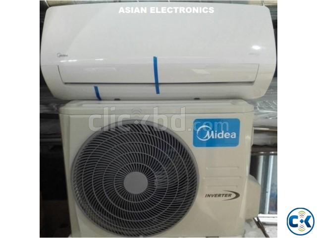 Midea Hot And Cool Inverter 1.5 Ton Split AC Brand New | ClickBD large image 4