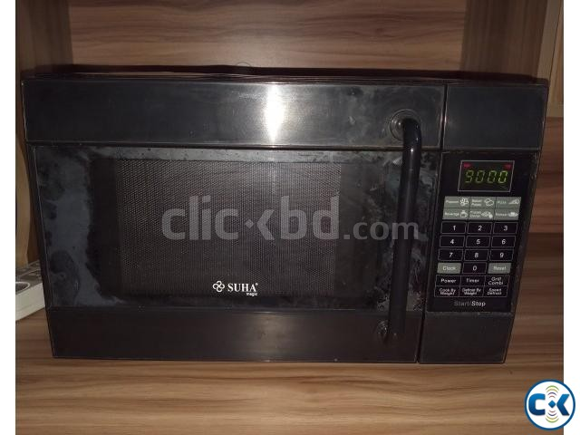 20L Microwave Convection oven 1.5Y used  | ClickBD large image 0