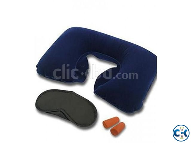 3 in 1 Travel Pillow | ClickBD large image 2
