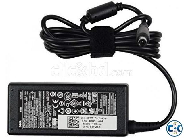 Dell HP ACER ASUS LENOVO Laptop Adapter - Black | ClickBD large image 0