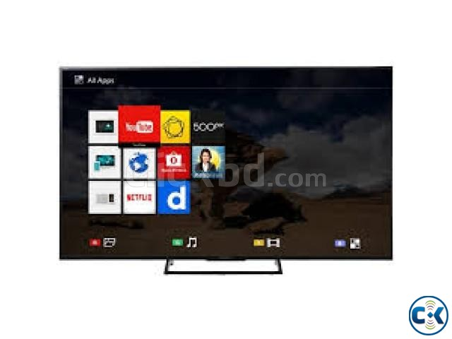 Sony 43 Inch 4K Ultra HD X8000E TRILUMINOS Android TV | ClickBD large image 0